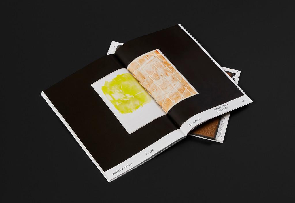 Edition Patrick Frey – Catalogs - © Maximage