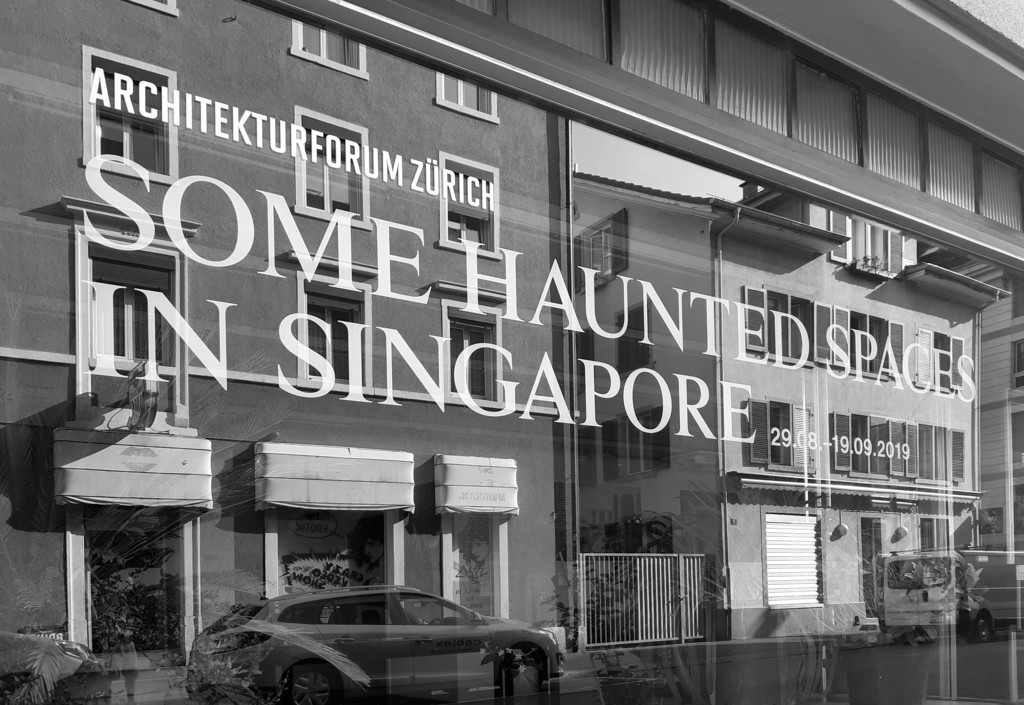 Some Haunted Spaces in Singapore - © Maximage