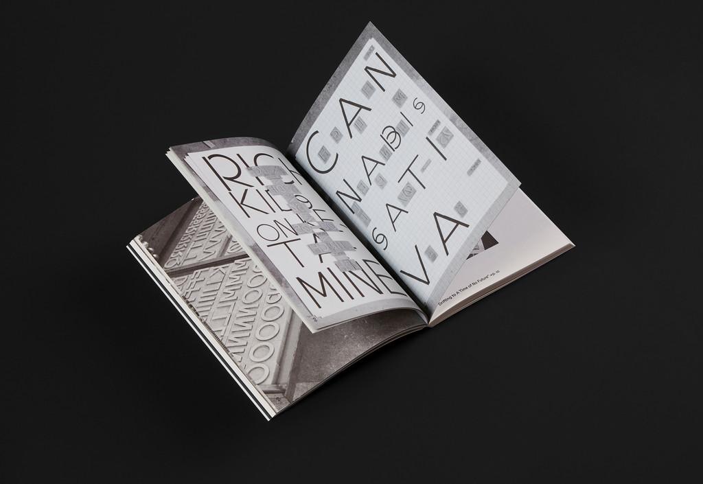 Typeface as Program - © Maximage